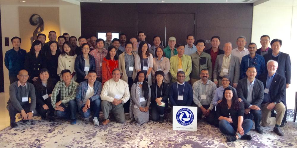 Shanghai Best Aquaculture Practices (BAP) auditor training course