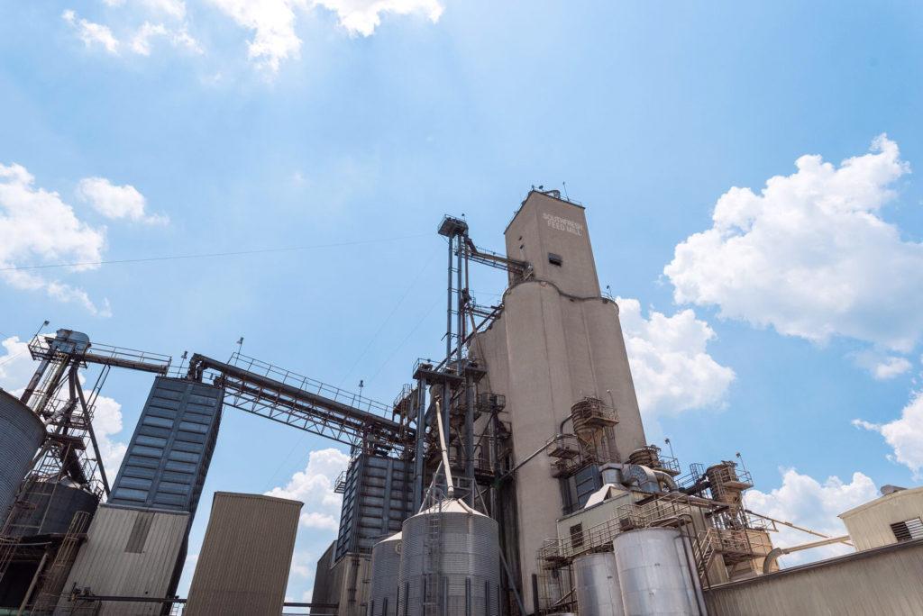 SouthFresh catfish feed mill
